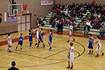 BHS-GHS Basketball 2014