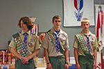 Beaverton Boy Scout Troop 755 Eagle Court Of Honor 2012