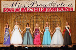 Miss Beaverton Scholarship Pageant 2012