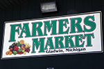 Spring At Gladwin Farmer's Market 2014