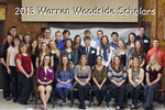 Warren Woodside Scholarship Banquet 2013