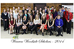 Warren Woodside Banquet 2014