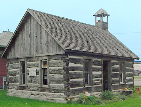 GCHS Log Church
