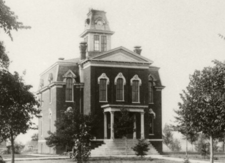 Gladwin County Courthouse
